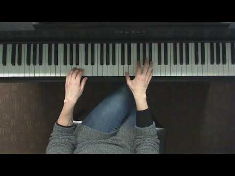 PIANO II vi   IV   I   V   p32 C, G, D, A, E