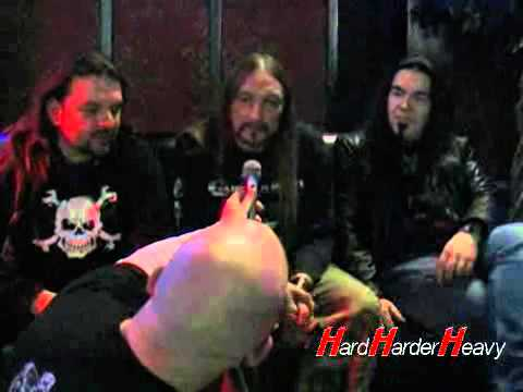 GUN BARREL - Interview -  Yard Club, K  -  21.03.2014
