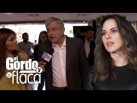 ¿Kate del Castillo podrá regresar a México?: Andrés Manuel López Obrador habló sobre su caso | GYF