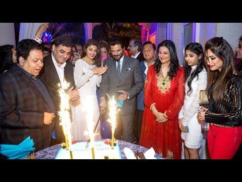 EXCLUSIVE: Anil Kapoor's 59th Birthday Bash In Dubai Hosted By Ajay Sethi Mp3