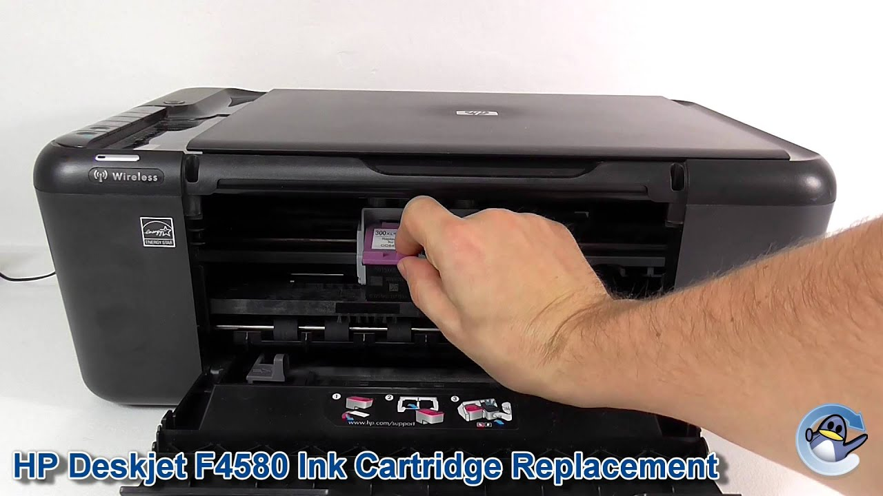 HP F4580 DESKJET DRIVERS WINDOWS 7 (2019)