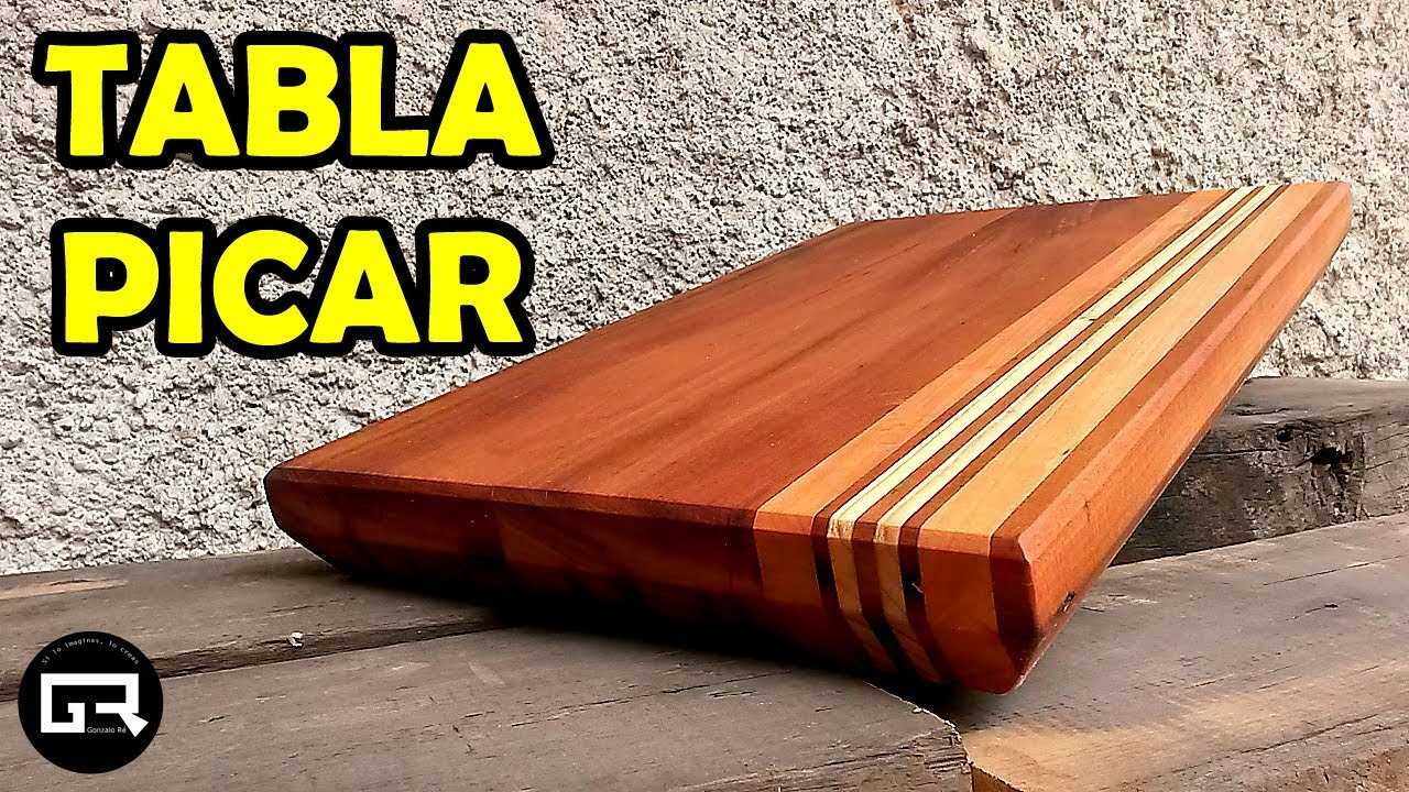 Como Hacer Tabla Para Picar Madera Reciclada Cutting Board