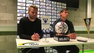 Liikennekoulu Rönn -pressi: VPS-IFK M