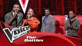 The Battles : Isuru Deshan V Ayisha Sharmin | Ma Muwa Agin | The Voice Sri Lanka Thumbnail