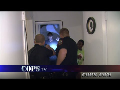 Download Youtube: Through the Roof, Officer Brad Makovy, COPS TV SHOW