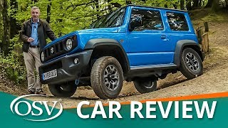 Suzuki Jimny 2019 -  Terrible or game-changer 4x4 of the year?