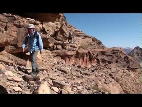 Nabatean Temple Trail - Video - Hiking in Jordan - Wadi Rum