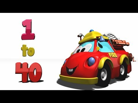 One To Forty Number Song Kids Tv Nursery Rhymes S01EP102