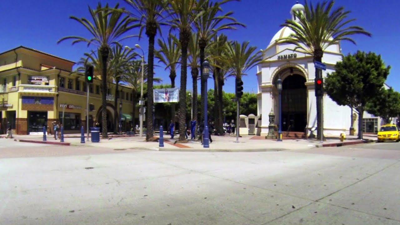 Cruising In Westwood Los Angeles California YouTube
