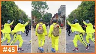 #45 Nhóm Nhảy Cosplay PUBG Và Những Điệu Nhảy Cực Đỉnh√ Tik Tok China