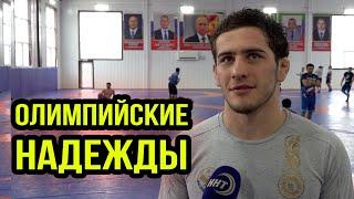 Сборная Дагестана по вольной борьбе готовится к чемпионату России 2021 в Бурятии