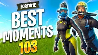 NEW REEF RANGER & WRECK RAIDER (DIVER) SKINS - Fortnite Best Moments & Fortnite Funny Moments #103