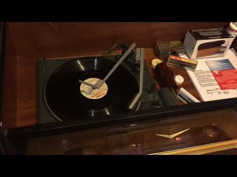 One of a kind Acetate Recording, 4/15/1939