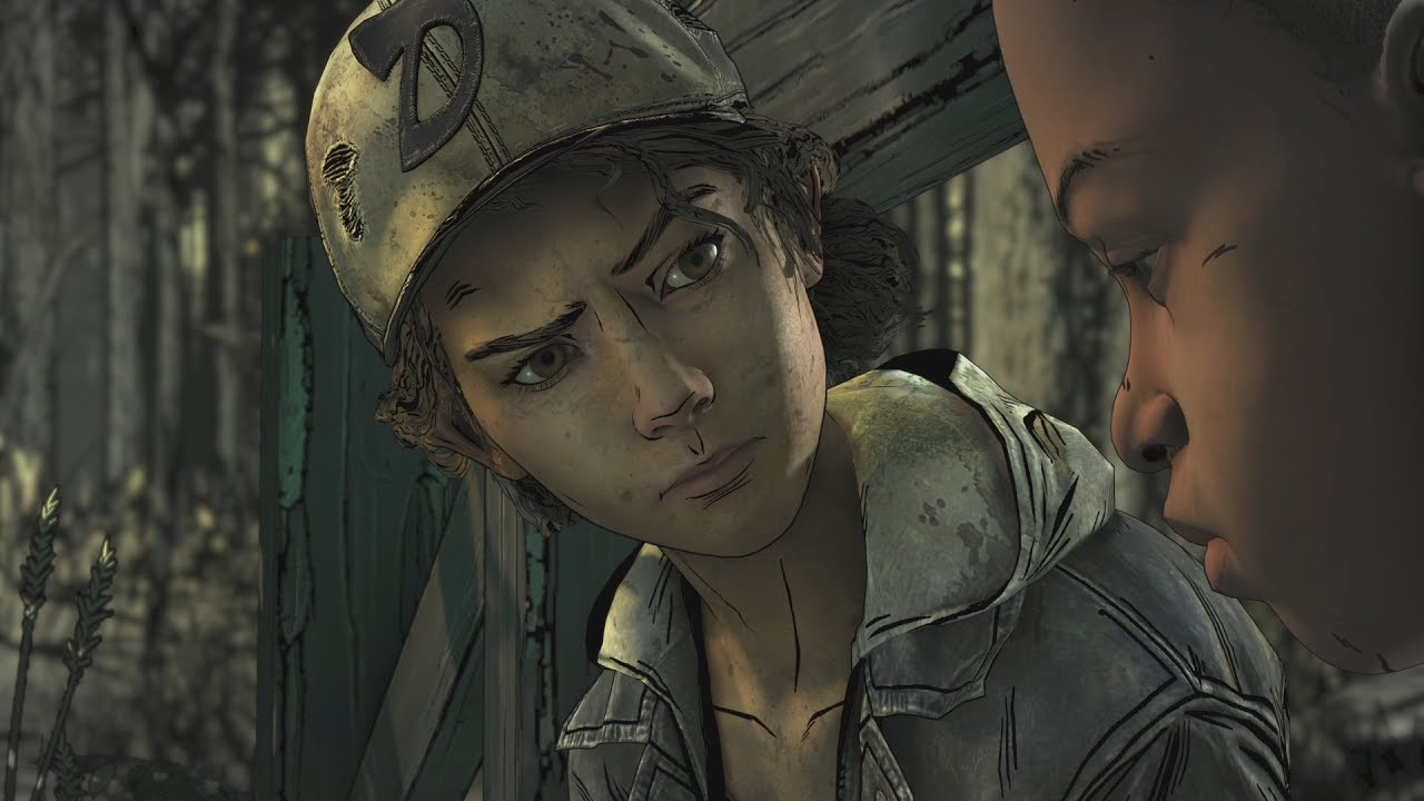 THE WALKING DEAD SEASON 4 Trailer (Telltale Walking Dead Season 4 ...