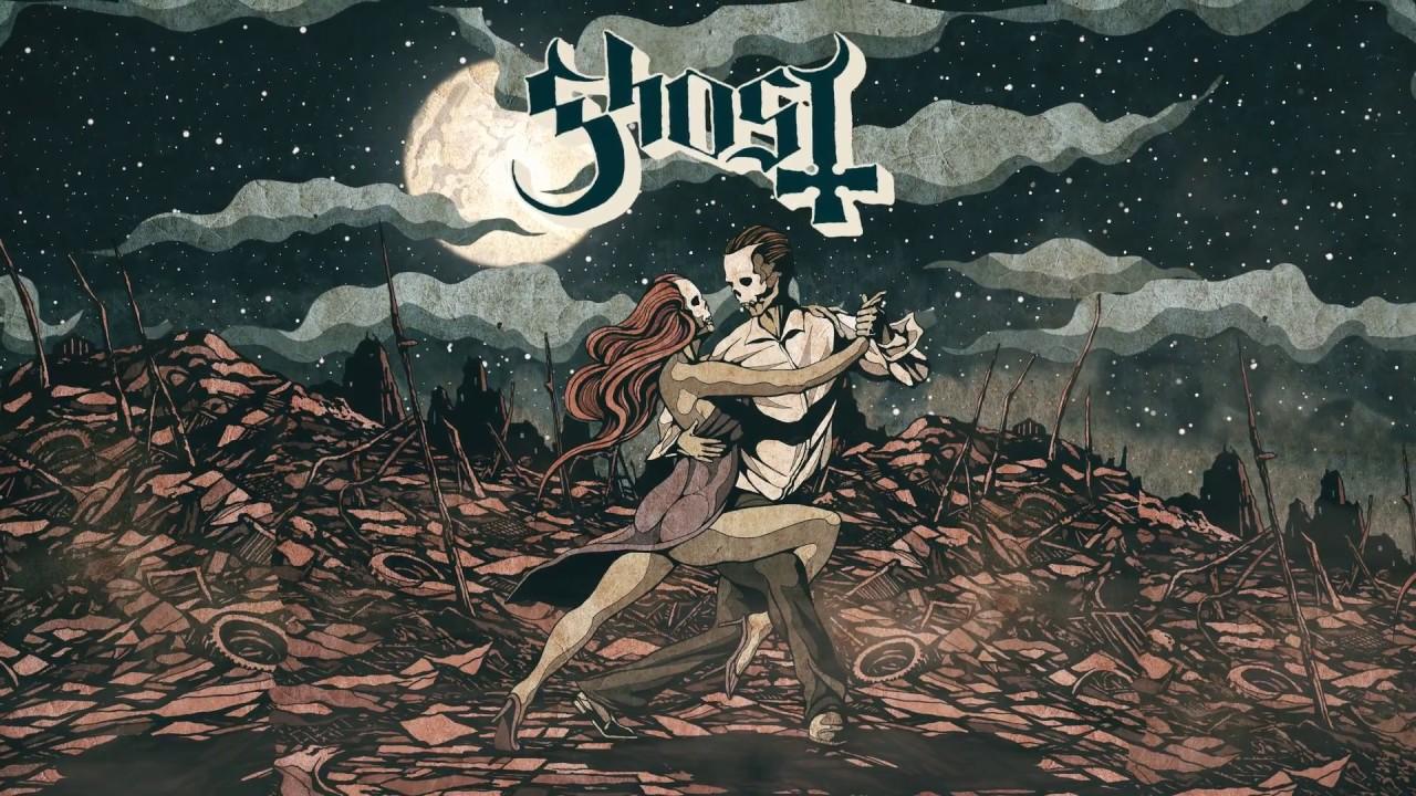 Ghost Dance Macabre Carpenter Brut Remix