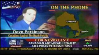 Dave Parkinson - Fox News in 2005