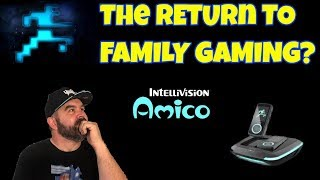Intellivision Amico:  The Return to Family Gaming?