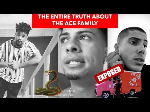 The ACE Family Exposed: Austin & Catherine Fire Back at Fred, Glenn & Bandana Guy!