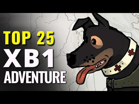 Top 25 Best Xbox One Adventure Games