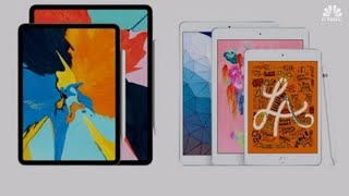 Apple releases new iPad Air and iPad Mini