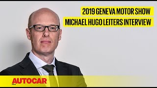 Michael Hugo Leiters - Chief Technology Officer, Ferrari | Geneva Motor Show 2019 | Autocar India