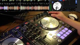 Pioneer DDJ-SR: How to Mix Without SYNC (Beat Matching) HD 2018