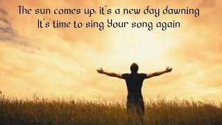 10,000 Reasons // What A Beautiful Name Lyrics - Worship Medley