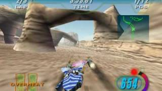 Star Wars Episode 1 Racer for PC Boonta Eve Classic