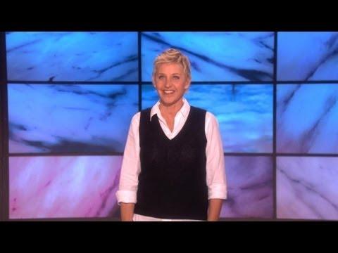 Memorable Monologue: Ellen Raps