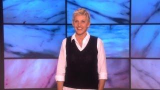 Memorable Monologue: Ellen Raps
