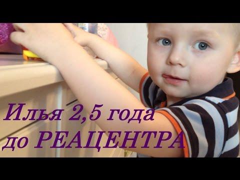 Сенсомоторная алалия ЗППР (Илья 2, 5 года до Реацентра СПб.)