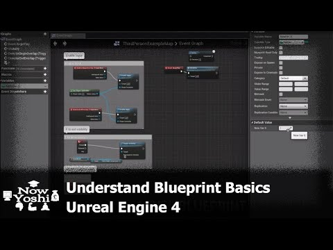 Blueprints | Tutorial | Unreal Engine 4