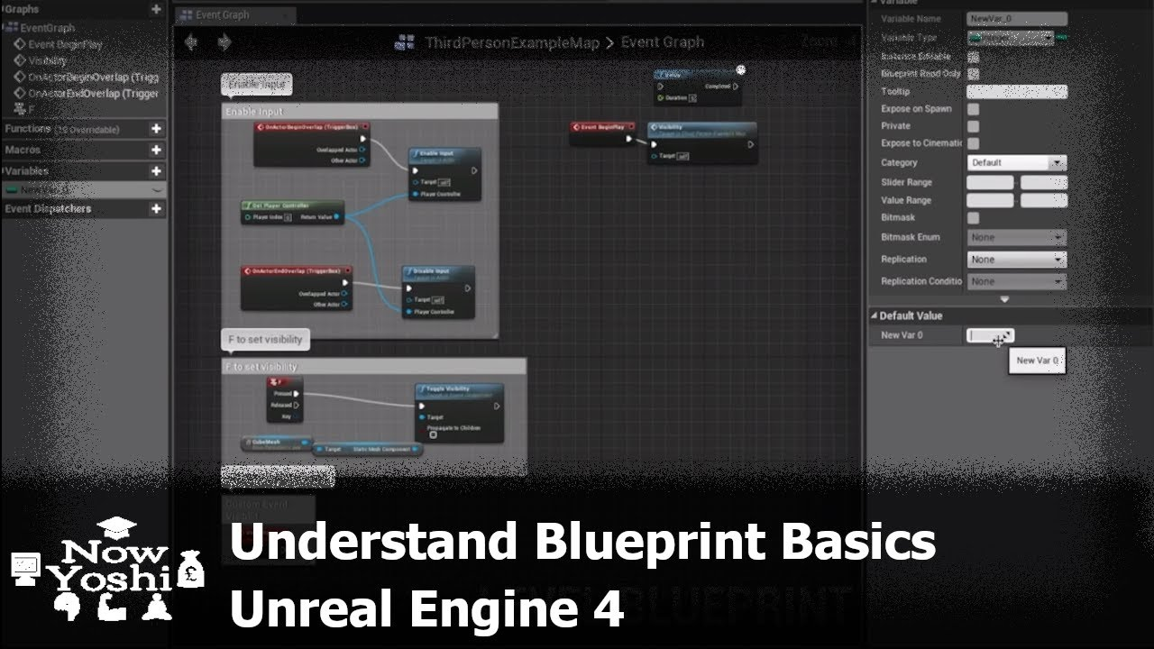 1 beginners blueprints introduction unreal engine 4 youtube 1 beginners blueprints introduction unreal engine 4 malvernweather Images