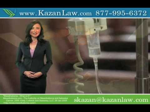 California Mesothilioma Attorneys - Asbestos Lawyers