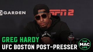 Greg Hardy reacts to 'Inhaler-gate':