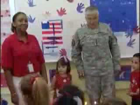 US Army: Chief of Staff Celebrates Army Birthday - Army Family Covenant - IMCOM