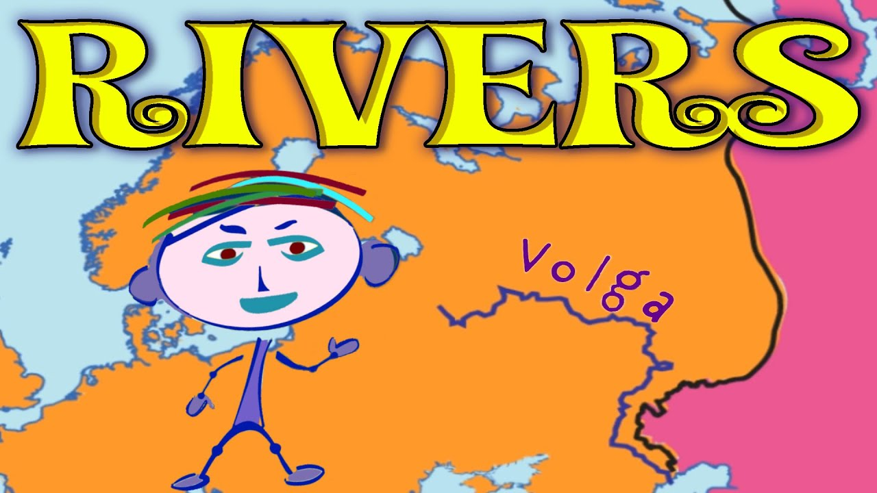 Geography Explorer Rivers Interesting And Educational Videos For Kids Learning Game For Children Youtube