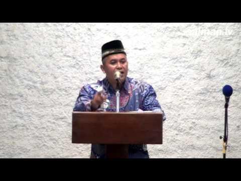 Khutbah Jumat : Dr.Ir.H.Agung Harsoyo