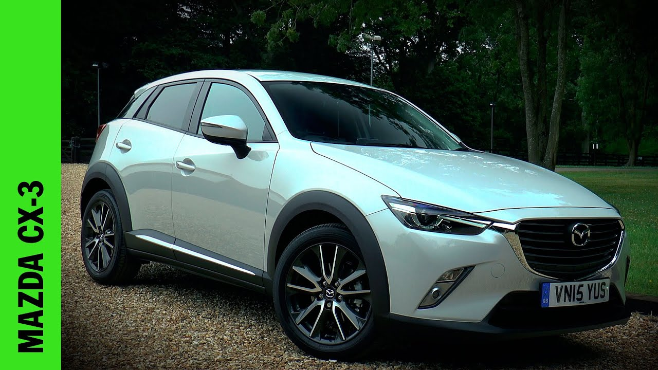mazda cx 3 review youtube. Black Bedroom Furniture Sets. Home Design Ideas