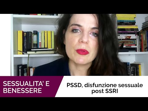 PSSD (Sindrome post