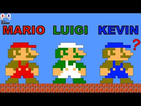 The Third Mario Brother? - Super Kevin ROM Hack - Retro Raider