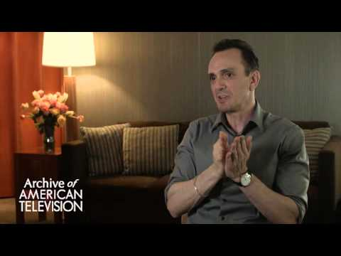 Hank Azaria discusses being on