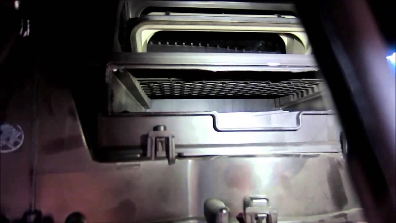 2010 dodge ram 1500 cabin air filter mod [ 1280 x 720 Pixel ]