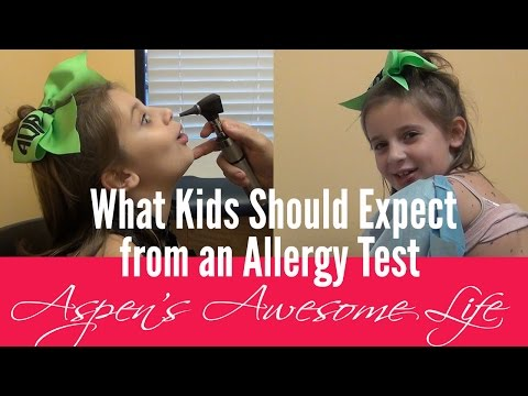 How to Prepare Your Child for Allergy Testing | Family