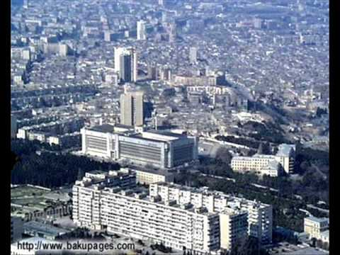 Eurovision 2012: Baku - the capital city of Azerbaijan