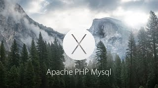 Tutoriel MacOs : Installer Apache, PHP, MySQL sur Yosemite Mp3