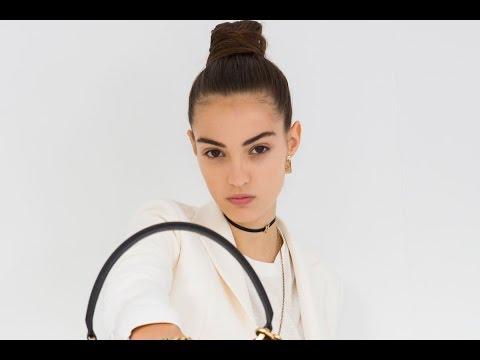 Top Walker Of Paris Fashion Week | Camille Hurel