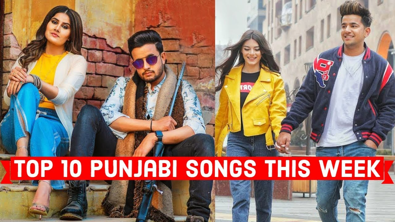 Top 10 Punjabi Songs This Week 2019 (February 25) | Latest ...