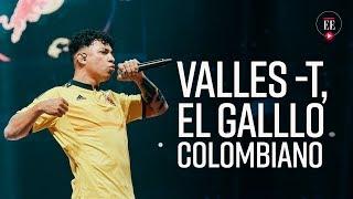 Valles-T, el subcampeón mundial de freestyle - El Espectador