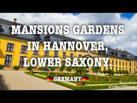 GERMANY: Hannover, Herrenhäuser Gärten.